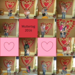 Muttertag 2016 collage